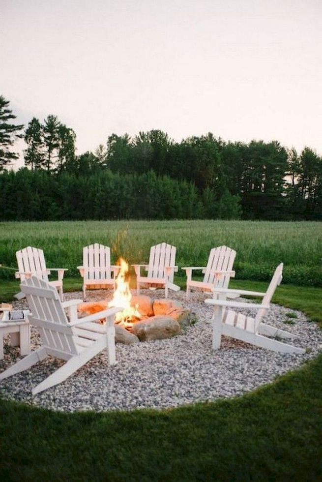 19 Fabulous Backyard Patio Landscaping Ideas 19