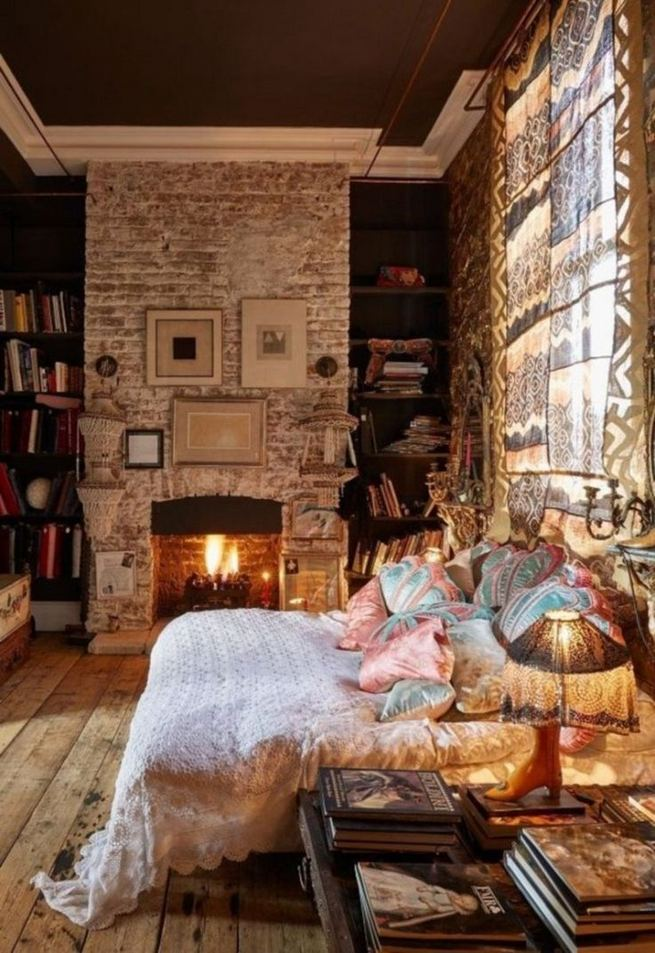 19 Romantic Boho Bedroom Decorating Ideas For Cozy Sleep 07