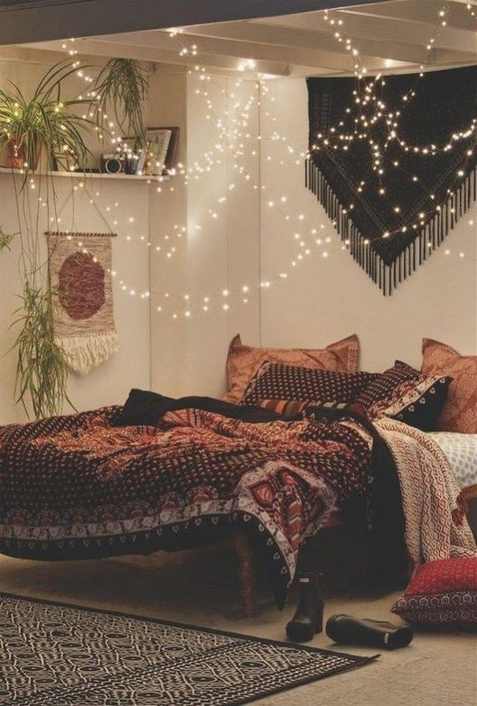 19 Romantic Boho Bedroom Decorating Ideas For Cozy Sleep 10