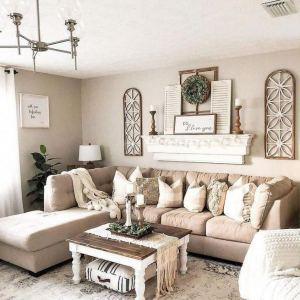 20 Unique Diy Rustic Farmhouse Decoration For Wall Living Room Ideas 11