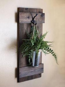 20 Unique Diy Rustic Farmhouse Decoration For Wall Living Room Ideas 16