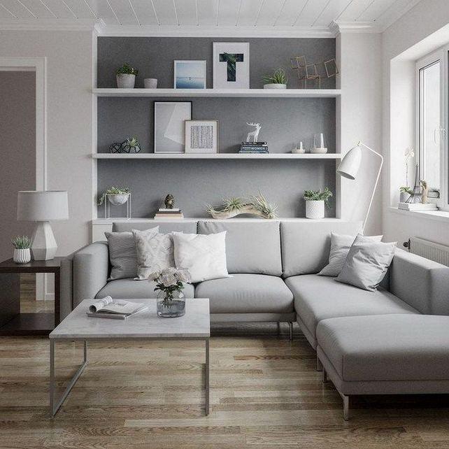 21 Minimalist Living Room Furniture Design Ideas 13