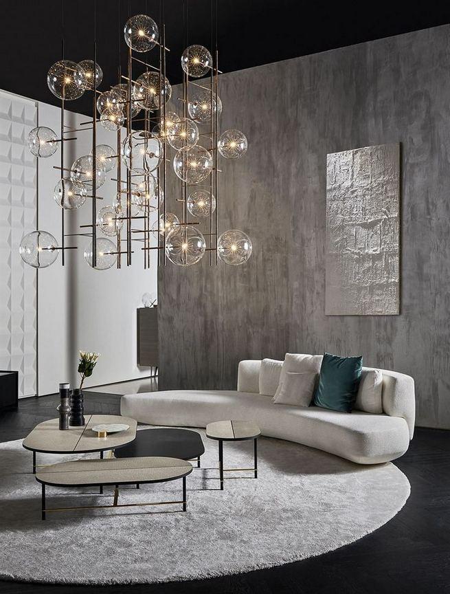 21 Minimalist Living Room Furniture Design Ideas 22