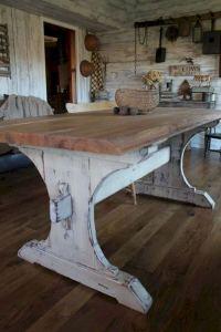 22 Elegant And Classic Rustic Furniture Design Ideas 07