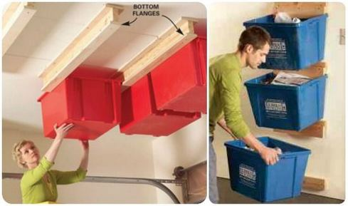 24 Totally Brilliant Garage Organizations Ideas 05