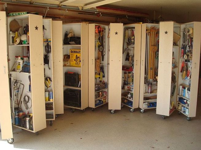 24 Totally Brilliant Garage Organizations Ideas 08