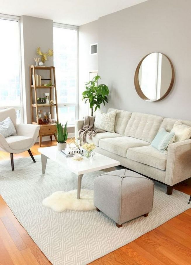 25 Inspiring Apartment Living Room Decorating Ideas 26