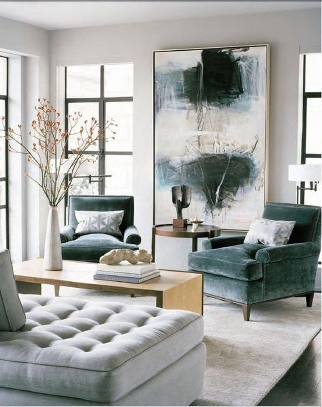 12 Cozy Soft White Couch Design Ideas For Small Living Room 26