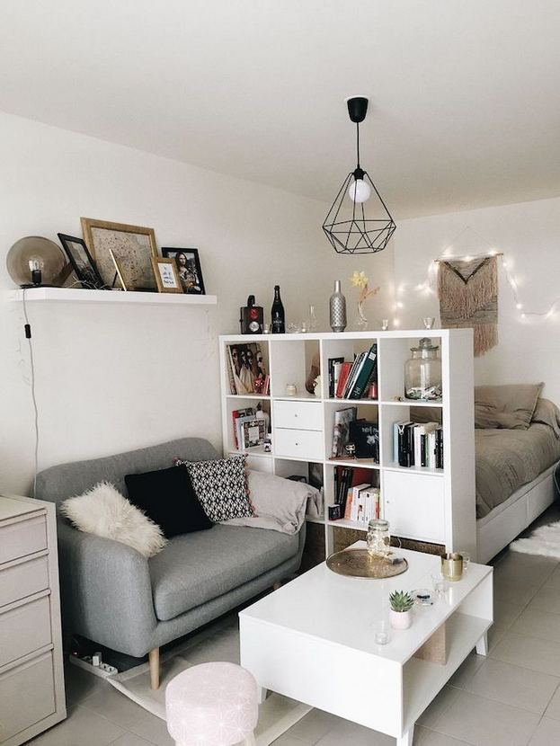 12 Inspiring Studio Apartment Decor Ideas 17