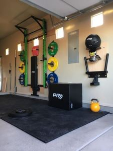 13 Comfy Gym Room Ideas For Small Spaces 07