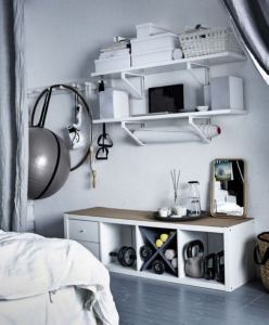 13 Comfy Gym Room Ideas For Small Spaces 09