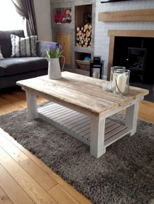 13 DIY Coffee Table Inspirations Ideas 16