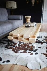 13 DIY Coffee Table Inspirations Ideas 24