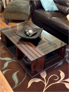 13 DIY Coffee Table Inspirations Ideas 26