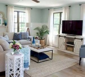 13 Inspiring Coastal Living Room Decor Ideas 04