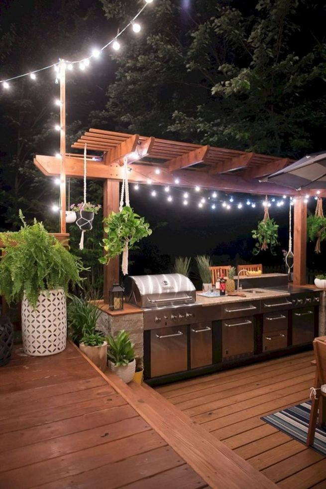13 Totally Inspiring Outdoor Kitchens Design Ideas 15