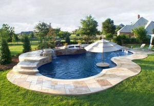 13 Totally Perfect Small Backyard Pool Design Ideas 01
