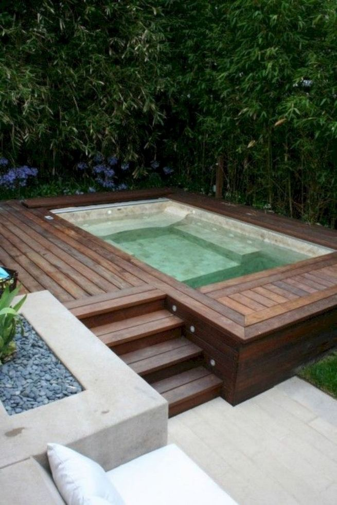 13 Totally Perfect Small Backyard Pool Design Ideas 10