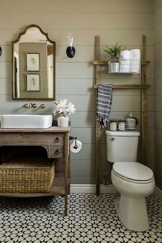 14 Awesome Cottage Bathroom Design Ideas 06