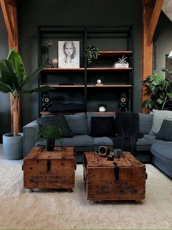 14 Cozy Small Living Room Decor Ideas For Your Apartment 07