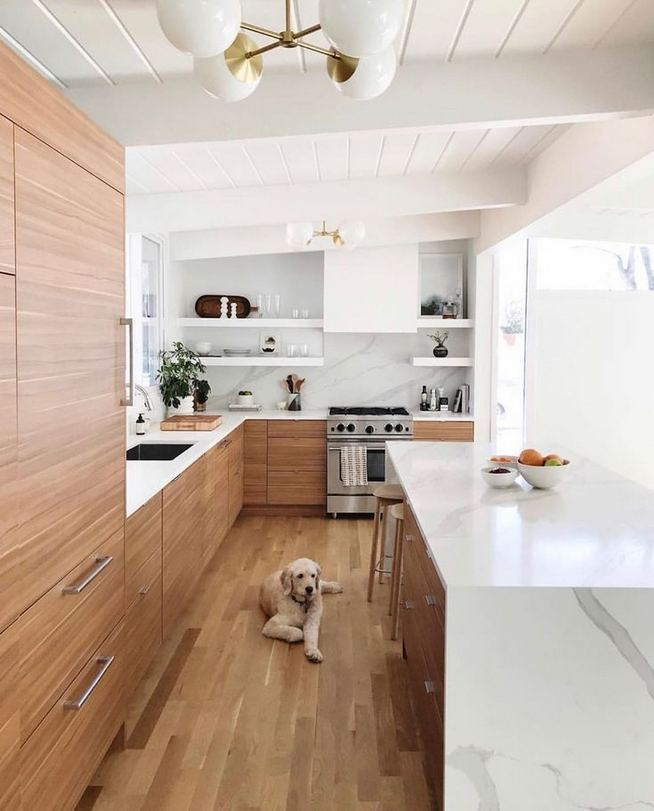 14 Design Ideas For Modern And Minimalist Kitchen 01