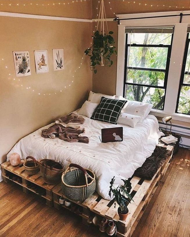 14 Elegant Boho Bedroom Decor Ideas For Small Apartment 03