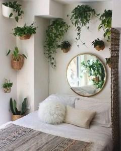 14 Elegant Boho Bedroom Decor Ideas For Small Apartment 12