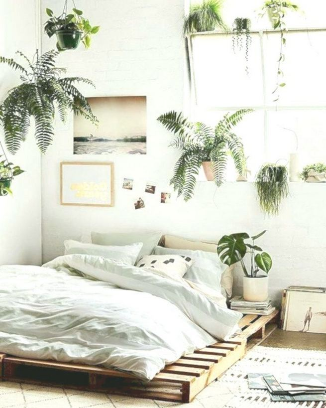 14 Elegant Boho Bedroom Decor Ideas For Small Apartment 14