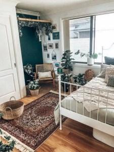 14 Elegant Boho Bedroom Decor Ideas For Small Apartment 19