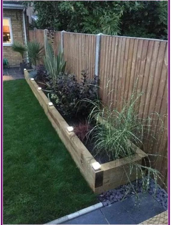 14 Simple Raised Garden Bed Inspirations Backyard Landscaping Ideas 31