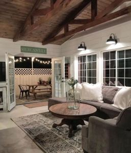 15 Modern Country House Style Decorating Ideas 04