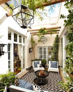 16 Cool Outdoor Spaces And Decor Ideas 02