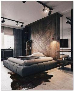 16 Minimalist Master Bedroom Decoration Ideas 16