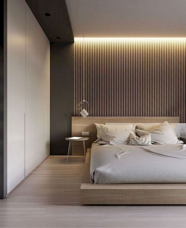 16 Modern And Minimalist Bedroom Design Ideas 35