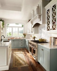 16 Modern Farmhouse Kitchen Cabinet Makeover Design Ideas 10