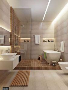 16 Unusual Modern Bathroom Design Ideas 09