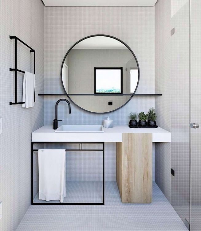 16 Unusual Modern Bathroom Design Ideas 12