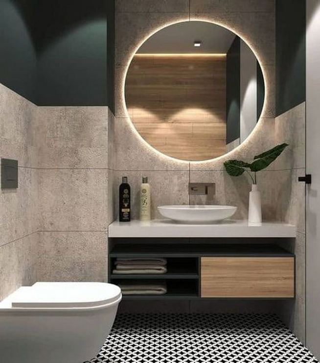 16 Unusual Modern Bathroom Design Ideas 25