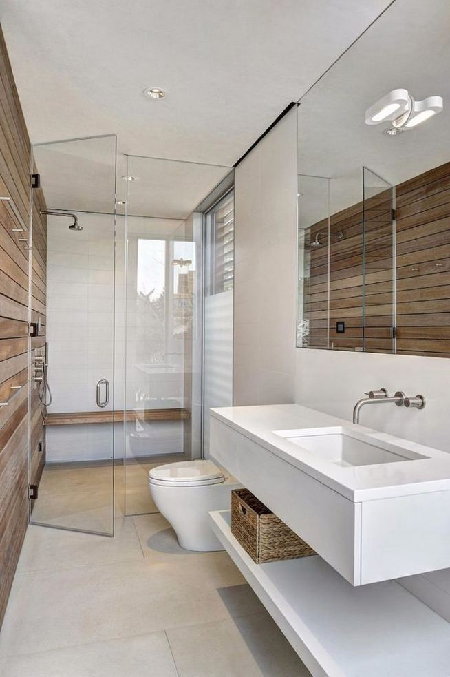 16 Unusual Modern Bathroom Design Ideas 36