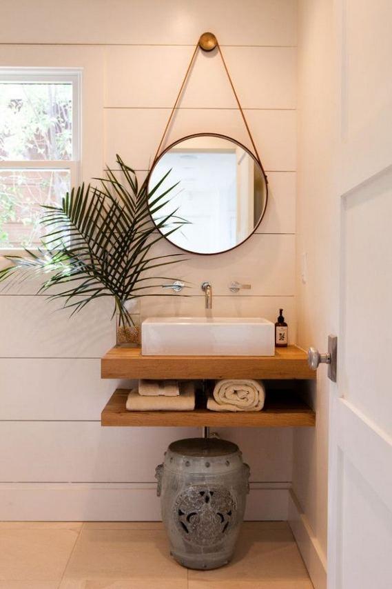 16 Unusual Modern Bathroom Design Ideas 38