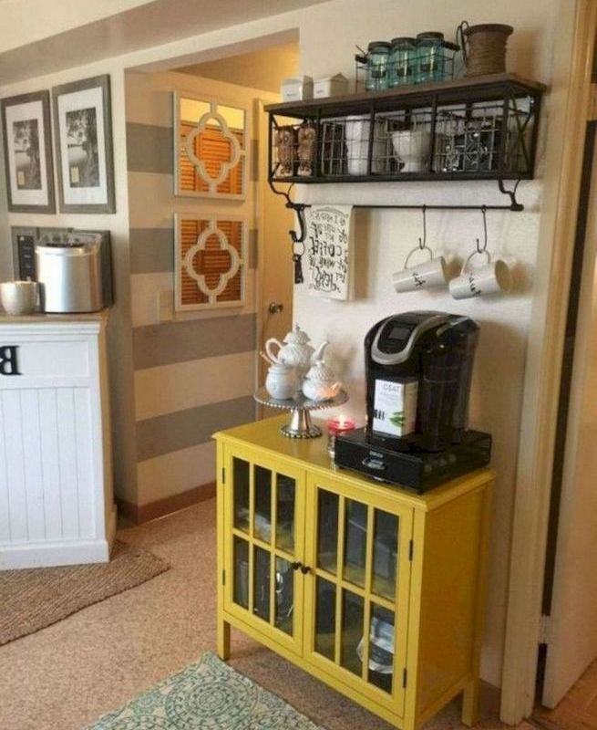 17 Brilliant DIY Decorating Ideas For Small First Apartment 16