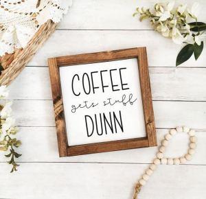 17 Easy DIY Mini Coffee Bar Ideas For Your Home 25