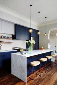 17 Elegant First Apartment Small Kitchen Bar Design Ideas 26