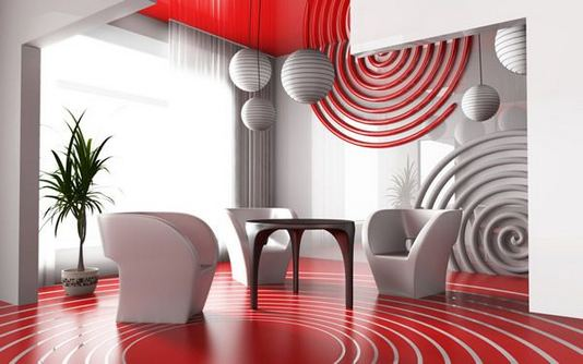 17 Modern And Futuristic Interior Designs To Inspire You 20