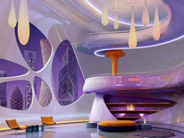 17 Modern And Futuristic Interior Designs To Inspire You 26