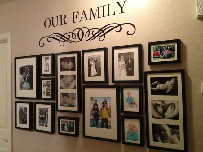 18 Creative Photo Wall Display Ideas You Should Try 16