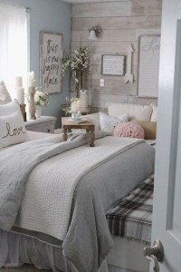 18 Romantic Shabby Chic Master Bedroom Ideas 14