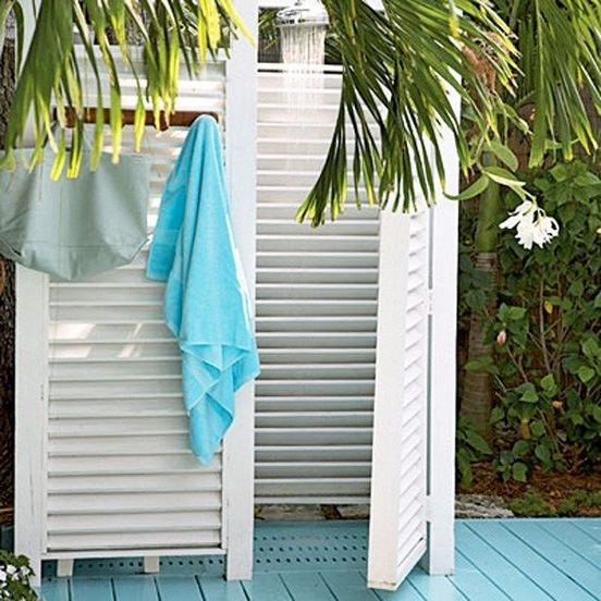 19 Inspiring Outdoor Shower Design Ideas 01