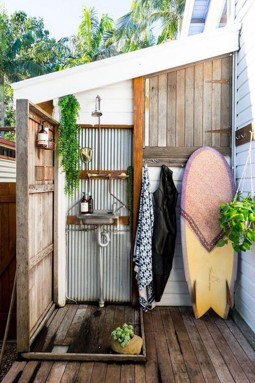 19 Inspiring Outdoor Shower Design Ideas 04