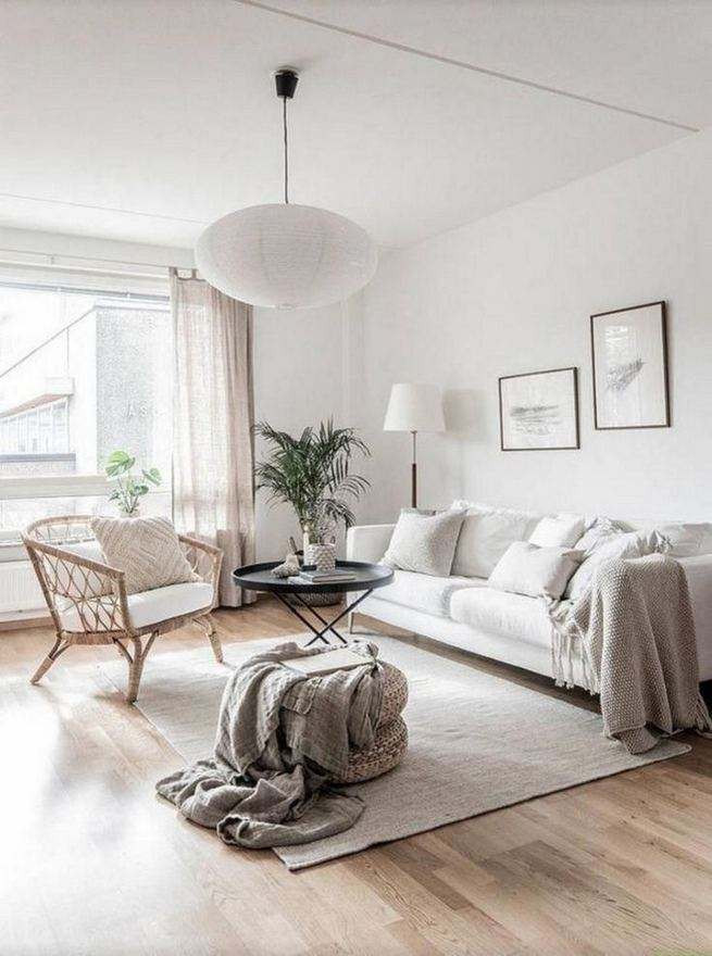 19 Minimalist Apartment Home Decor Ideas 20